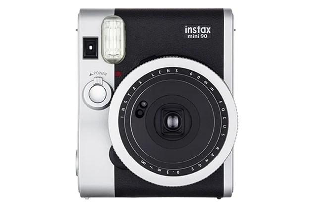 Fujifilm's New Instax Mini 90 Neoclassic Camera