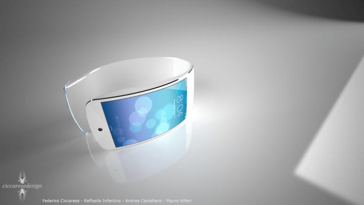 Stunning iWatch Concept-01
