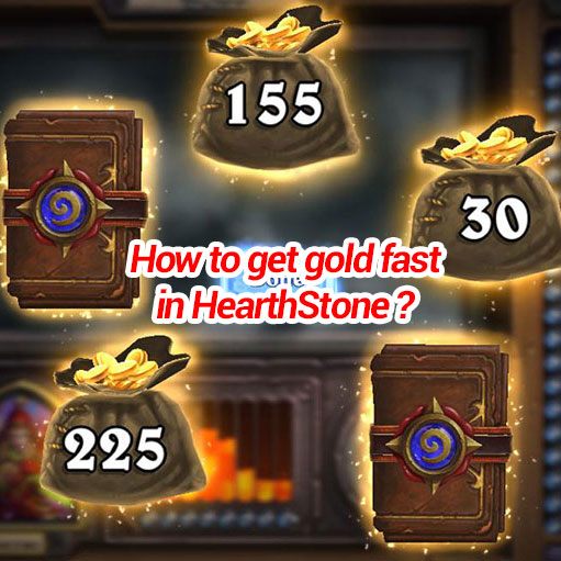 How to get gold fast in HearthStone