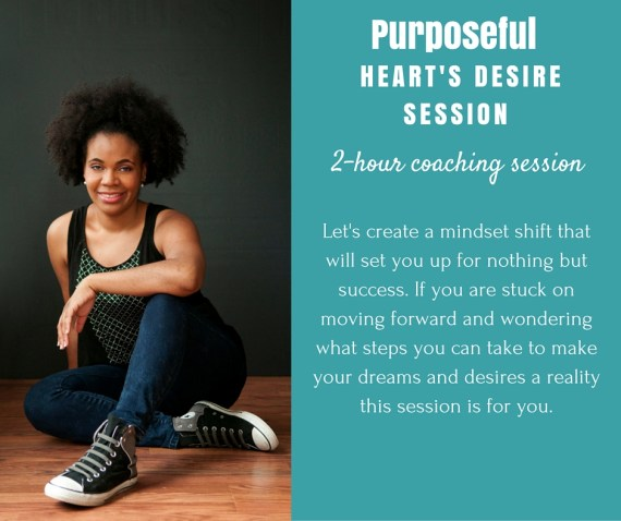 Purposeful Heart's Desire Session