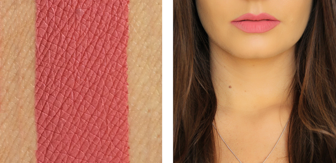 Colourpop Ultra Matte Lip in Solow Photos, Review, Swatches // JustineCelina.com