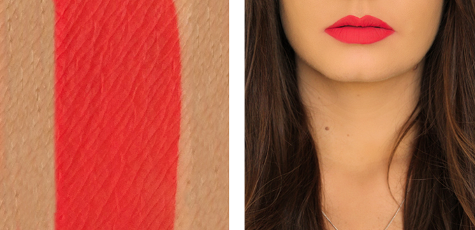 Colourpop Ultra Matte Lip in Succulent Photos, Review, Swatches // JustineCelina.com