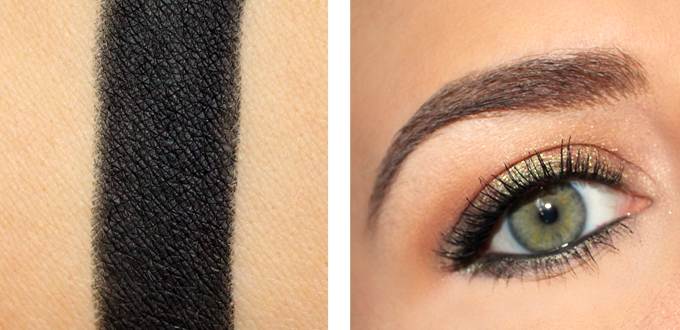 Colourpop Crème Gel Liner in Swerve Photos, Review, Swatches // JustineCelina.com