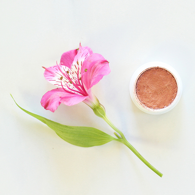 Colourpop Super Shock Shadow in Sequin // January 2016 Beauty Favourites Photos, Review, Swatches // JustineCelina.com