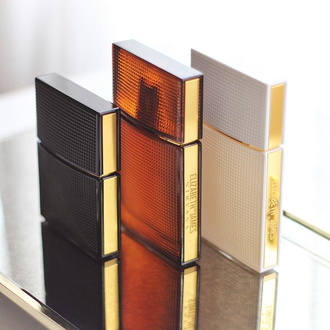 Elizabeth & James Nirvana Fragrances & Oils // Photos, Review