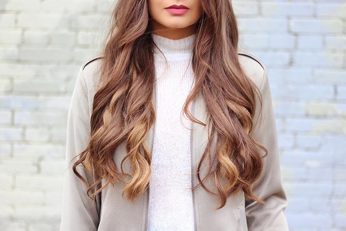 Autumn 2016 Trend Guide | Urban Gypsy | Matte, Velvety Lips // JustineCelina.com