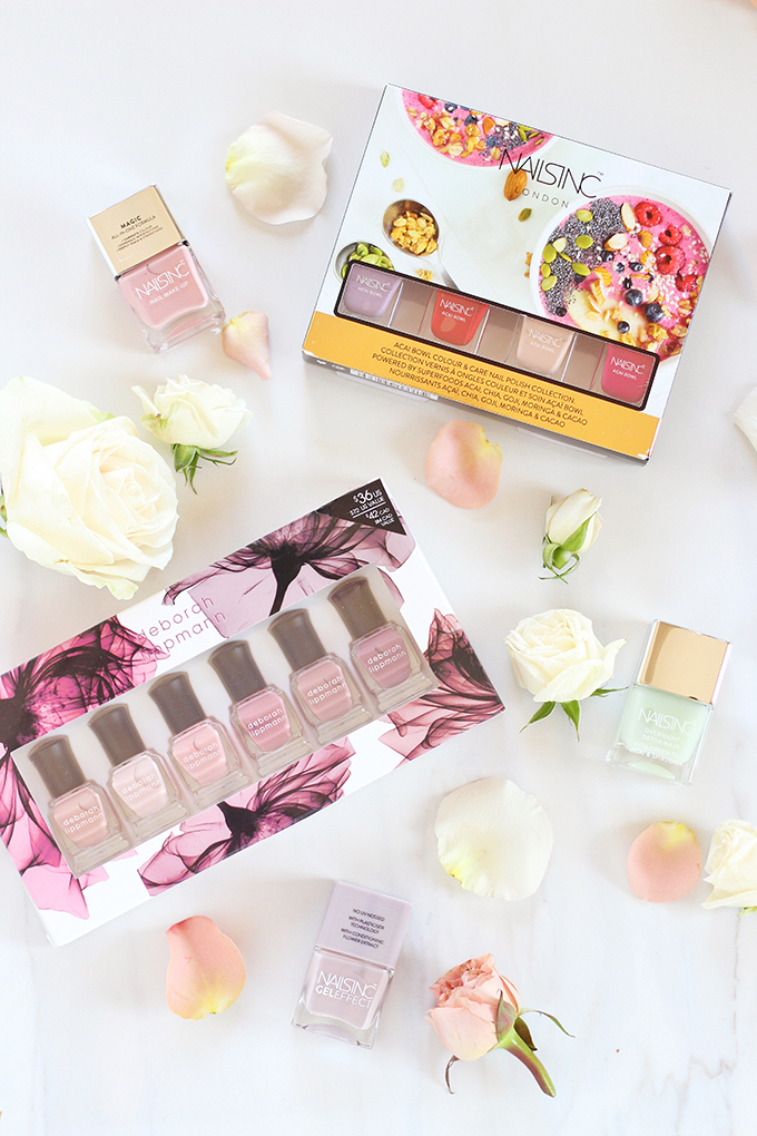 Spring 2017 Beauty Trend Guide | New Nail polish Launches // JustineCelina