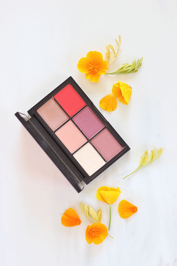 NARS Blush in Exhibit A Photos, Review, Swatches | Nars Unfiltered I Palette Photos, Review, Swatches | June 2017 Beauty Favourites // JustineCelina.com