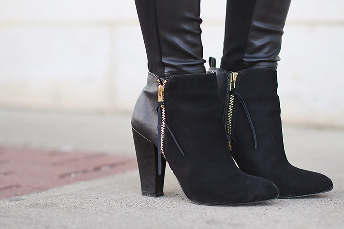 Autumn 2017 Trend Guide   Street Chic   Biggest Fall 2017 Trends   Ankle Boots for Fall 2017   Calgary Fashion Blogger // JustineCelina.com