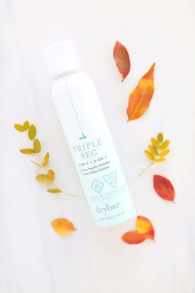 Drybar Triple Sec 3-in-1 | September 2017 Beauty Favourites // JustineCelina.com