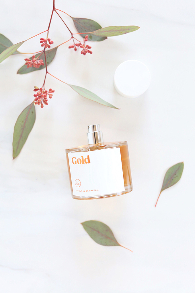 Commodity Gold Eau de Parfum Spray Photos, Review | November 2017 Beauty Favourites // JustineCelina.com