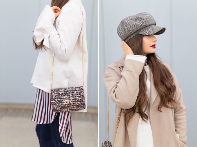 How to Style Transitional Layers   Winter to Spring 2018 Transitional Style Ideas for Cooler Climates   Calgary, Alberta Fashion Blogger // JustineCelina.com