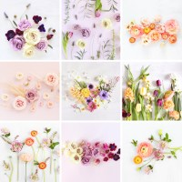 APRIL DIGITAL BLOOMS ROUNDUP | 11 FREE TECH WALLPAPERS