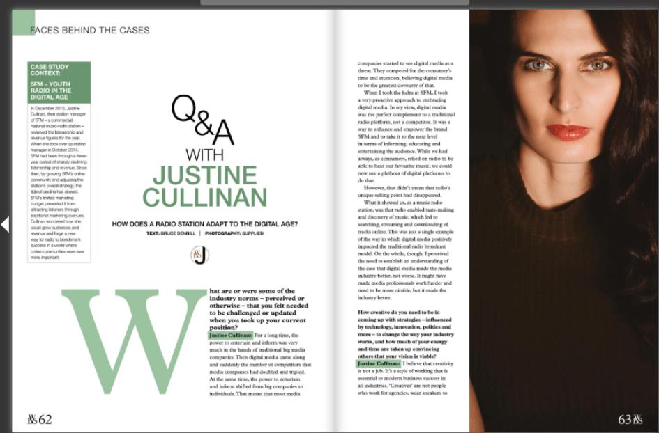 Justine Cullinan