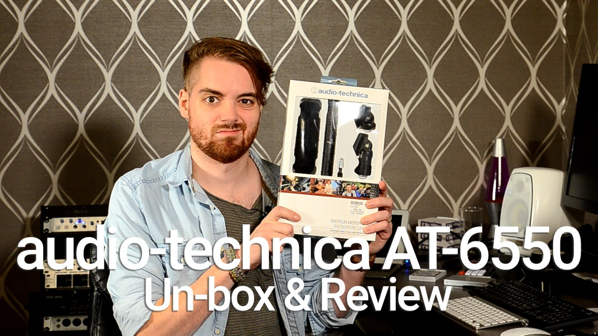 Audio Technica ATR-6550 Review