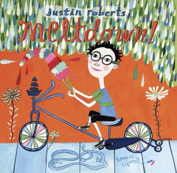 Meltdown! Album by children's musician Justin Roberts