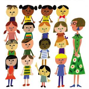 The Smallest Girl in the Smallest Grade picture book by Justin Roberts