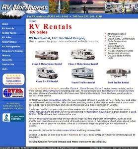 RV Northwest