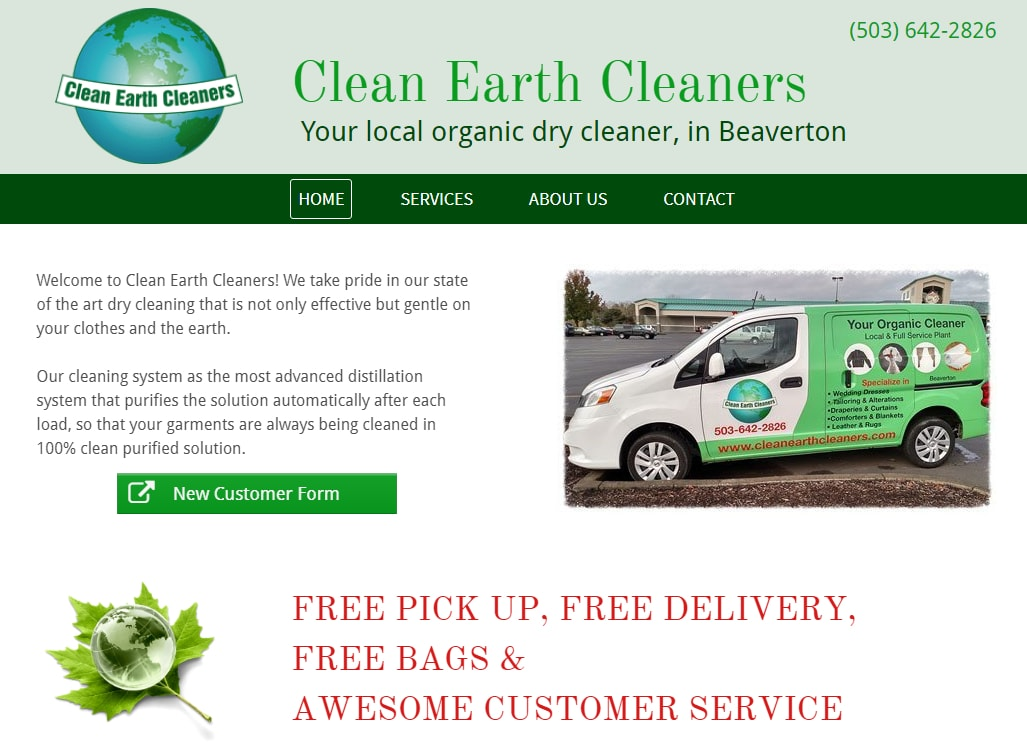 Clean Earth Cleaners
