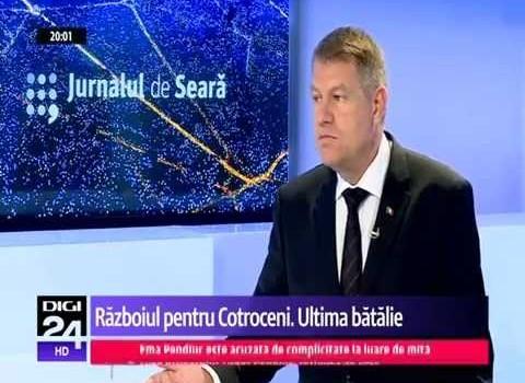 """DIGI 24, televiziunea trinomului Iohannis-SRI-DNA, un """"cal troian"""" în casele românilor Postul de televiziune Antena 3 tot răcnește despre […]"""