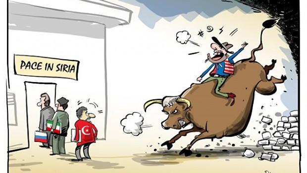 Siria, ora 4:23 dimineața. Statele Unite, Anglia si Franta bombardează capitala siriană Damasc folosind rachete de croazieră. Anti-aeriana siriană […]