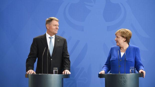 Preşedintele Klaus Iohannis şi cancelarul german Angela Merkel se vor întâlni, la Sibiu, cu reprezentanţi ai FDGR Preşedintele Klaus […]