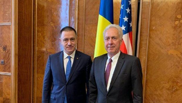 Ambasadorul SUA Hans Klemm l-a vizitat ieri, 1 august, pe Ministrul de Interne, Mihai Fifor, pentru a […]