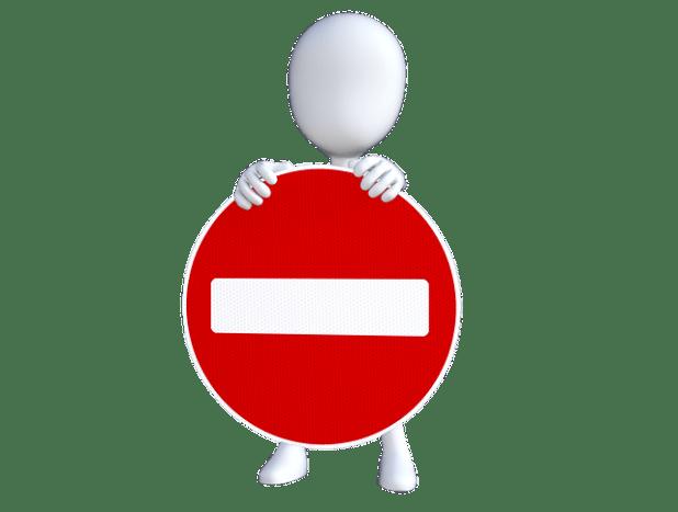 escritura de cancelación de prohibición