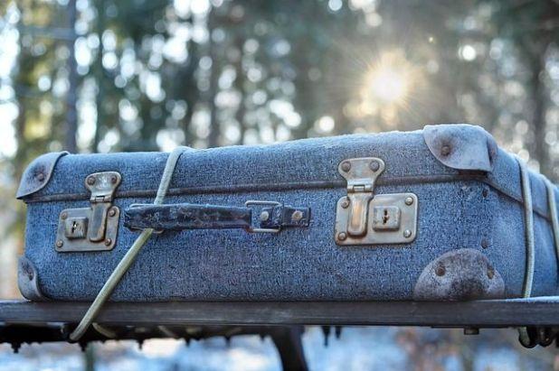 maletas viajes ajenos