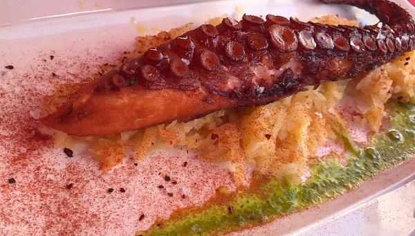 Mojácar playa, restaurante La Cava