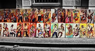 paseo grafiti justito