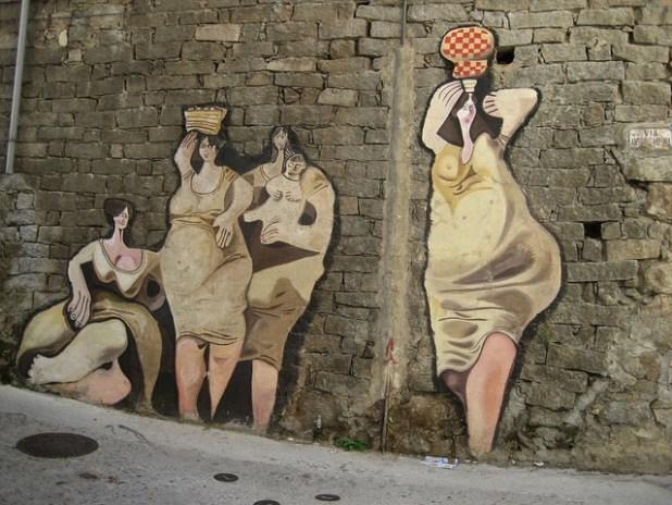 Cerdeña murales