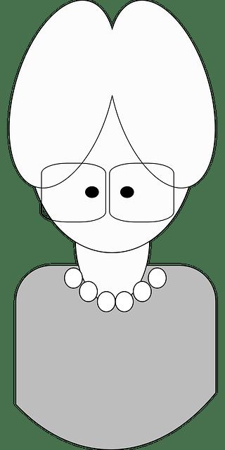 señora mayor anécdotas
