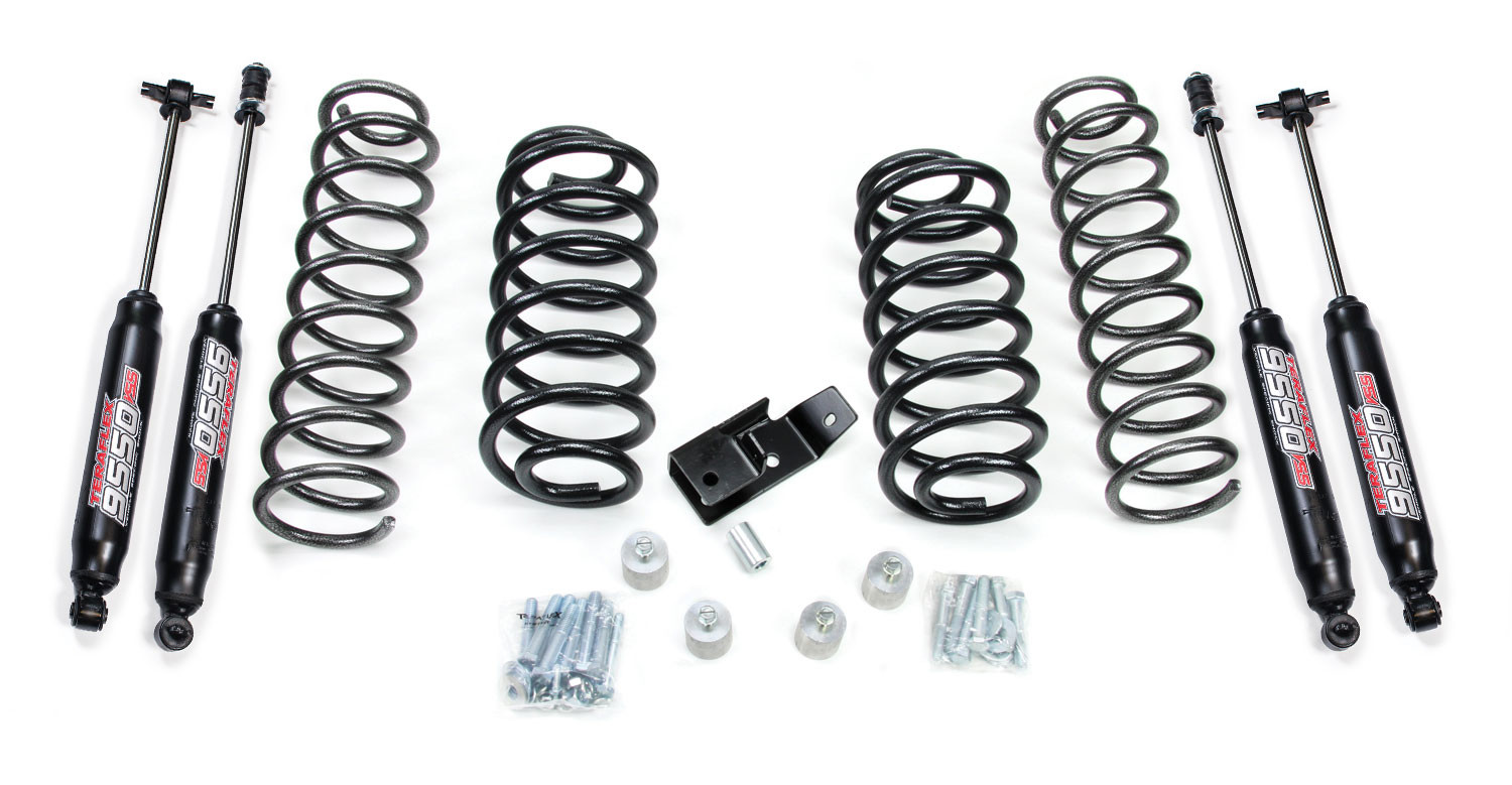 Just Jeeps Teraflex 2 Suspension Lift Kit With Shocks For
