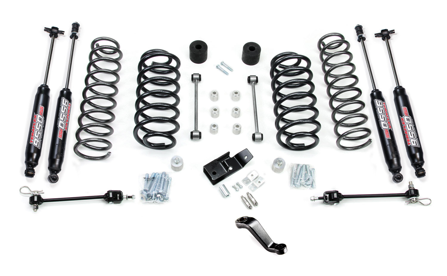 Just Jeeps Teraflex 4 Lift Kit With Shocks For 06