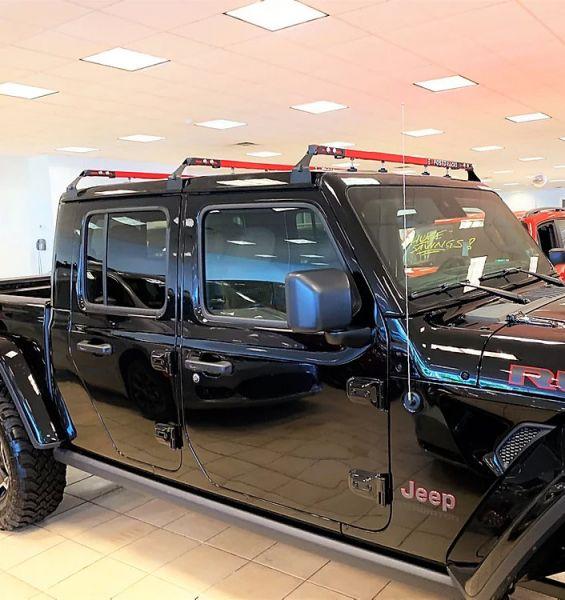 exposed racks hardtop tent roof rack for 18 jeep wrangler jl gladiator jt 8 00jt