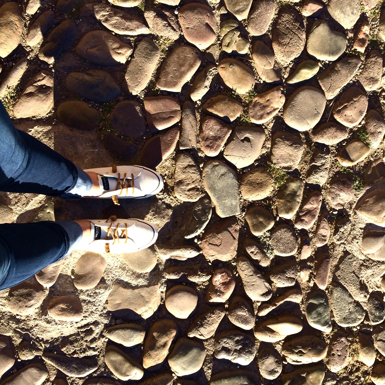 Hiking the Inca Trail: P1