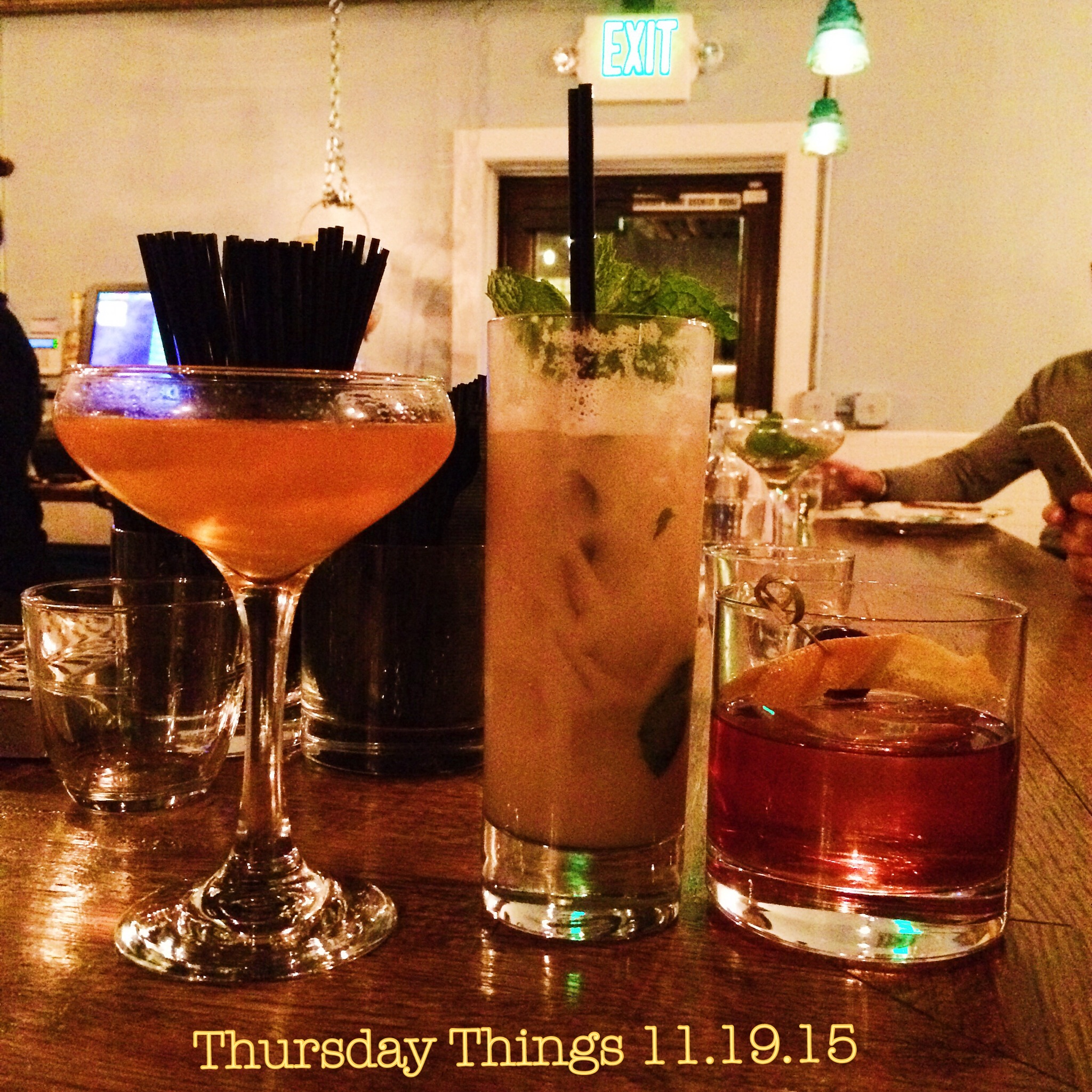 Thursday Things 11.19.15