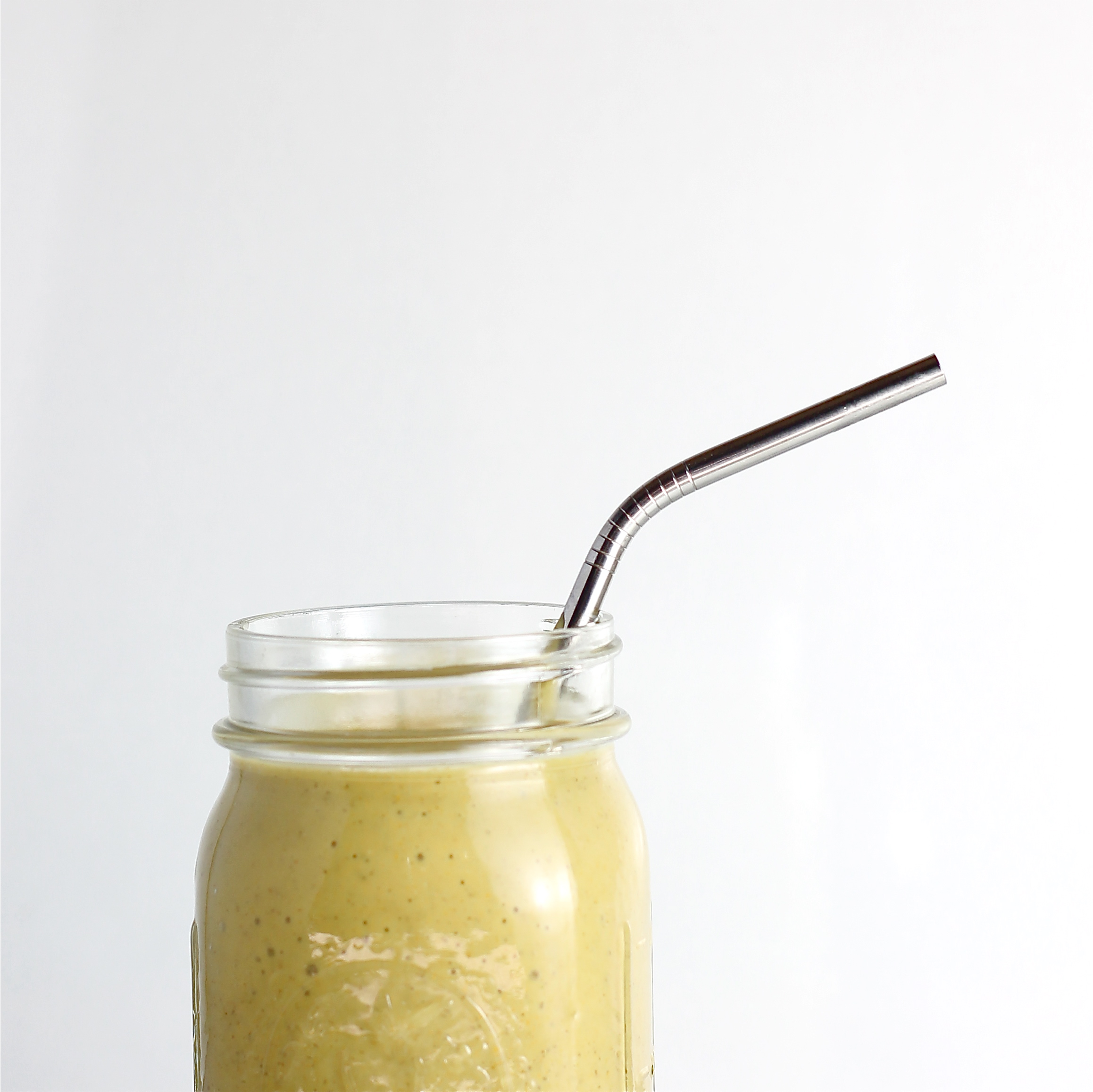 Pineapple Ginger Turmeric Protein Smoothie