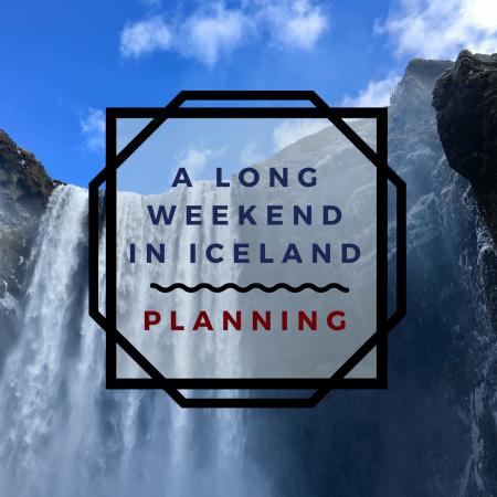 iceland planning