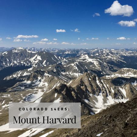 Mount Harvard