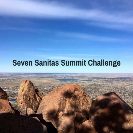 Seven Sanitas Summit Challenge