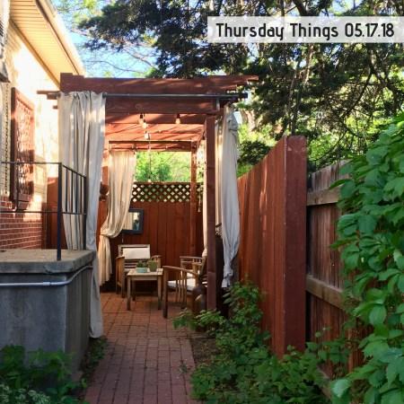 Thursday Things 05.17.18