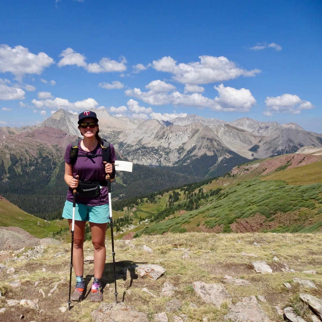 Backpacking The Four Pass Loop - Just J Faye