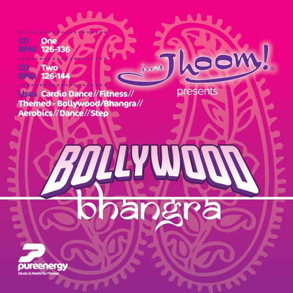 Just Jhoom Bollywood Bhangra CD