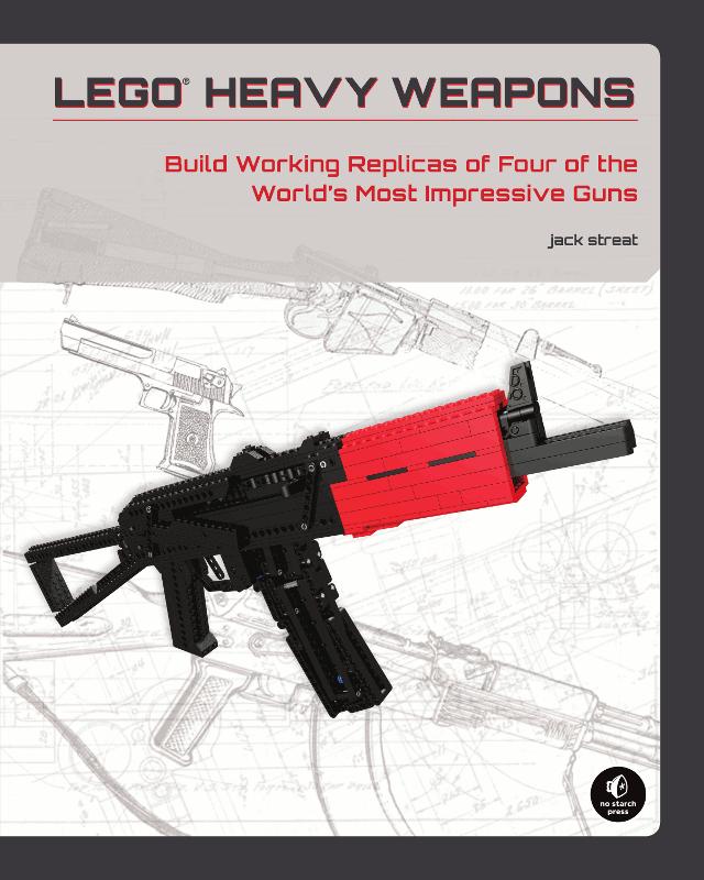 Review: LEGO Heavy Weapons | JustJon Online