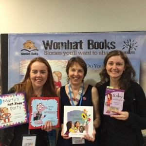 3 wombat authors 2016