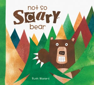 InterviewByBook with Not So Scary Bear by Ruth Waters