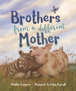 Book Review: Brothers from a Different Mother