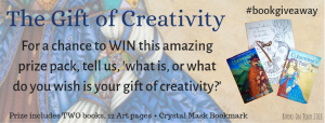 A Storyteller's Dream: The Gift of Creativity Giveaway!